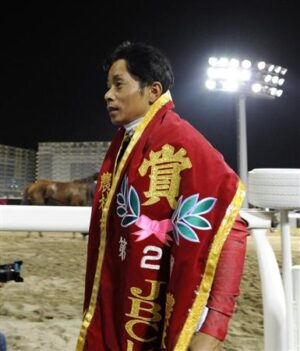 113003 300x351 - 我が国初のダート牝馬Jpn1競走誕生!JBCレディスクラシックが新規に格付けを取得 2013年は金沢で開催予定