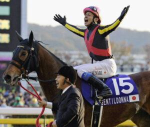010902 300x254 - 2012年度JRA賞の年度代表馬に牝馬3冠を制したジェンティルドンナを選出