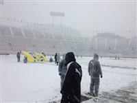 4fa81f38 - 中山競馬 降雪で5R以降の競走中止