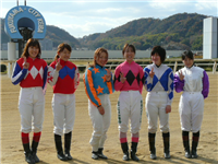 62ddf681 - 北海道の奇跡の妖精・下村瑠衣ちゃん(19)が廃止寸前の福山競馬場へ移籍 サインほしさに早くもファンが殺到