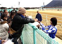 7a3c0ce5 - 北海道の奇跡の妖精・下村瑠衣ちゃん(19)が廃止寸前の福山競馬場へ移籍 サインほしさに早くもファンが殺到