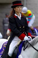 """360ddcd1 - 自称""""蒲郡のチャン・ツィイー"""" 細江純子元騎手(38)が第1子出産「感謝の気持ちでいっぱいです。名前はこれから考えます」"""