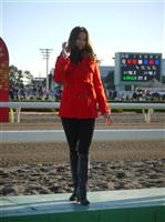 e78a9fb6 - 香里奈、来年の抱負「新たな一面を見せられたらいいな」…大井競馬場で行われた東京大賞典表彰式