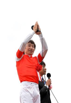 keiba 1430655804 1102 - 横山騎手の最後のお祈りw