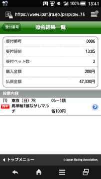 keiba 1431259269 5503 - 新潟大賞典でダコールを頭で買えた奴、語ってけ