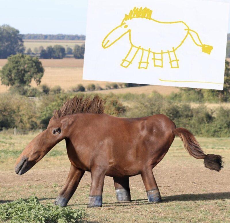 keiba 1586748397 2701 - 【画像】暇だから可愛い馬の画像をみよう