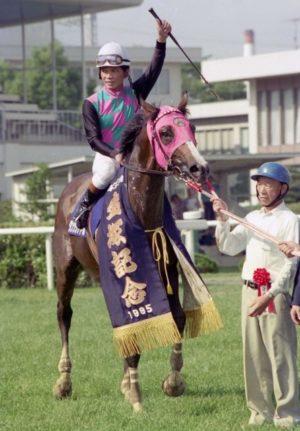 keiba 1601447383 101 300x431 - 1995年宝塚記念馬ダンツシアトル死す 種牡馬引退後は九州で余生 30歳