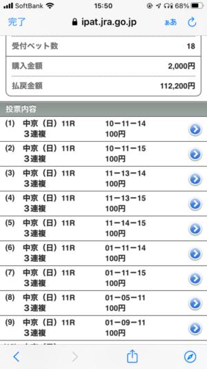 keiba 1610867441 8302 300x534 - 【日経新春杯】13人気のミスマンマミーアどうやって買うの?