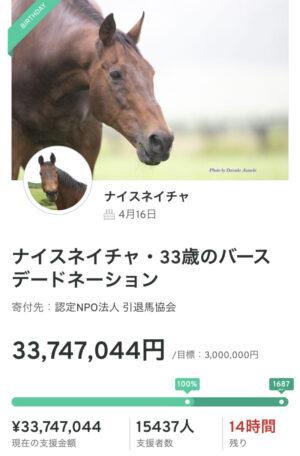 livejupiter 1621212752 101 300x456 - 【引退馬】ナイスネイチャの誕生日記念寄付が三千万超え!本日(5/17)で〆切