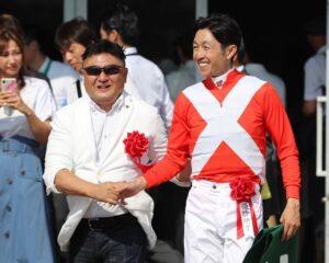 keiba 1623485505 9001 300x240 - 【対談】蛯名「騎手やめても太りたくない」武豊「太った調教師たくさんいるよね」