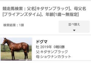 keiba 1629024113 3201 300x221 - 【新馬戦】キタサンブラック産駒 ドグマ強すぎワロタ
